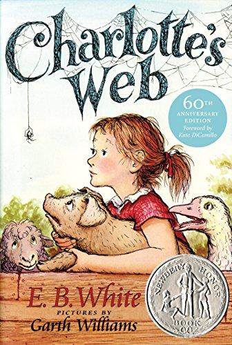 9780064400558: Charlotte's Web (Trophy Newbery)