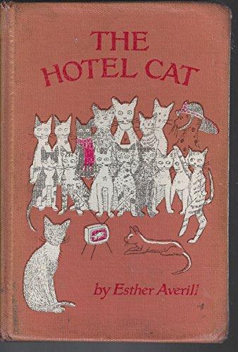 9780064400572: The Hotel Cat