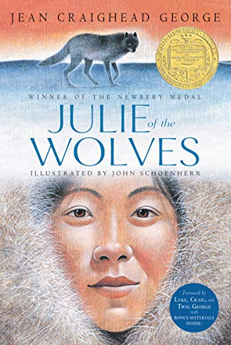 9780064400589: Julie of the Wolves (HarperClassics)