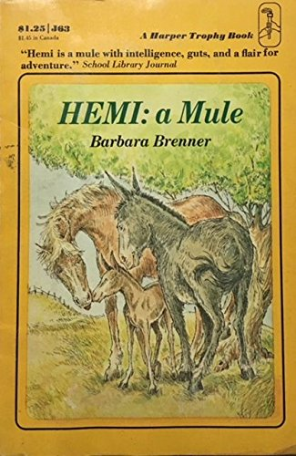 9780064400633: Hemi: A Mule