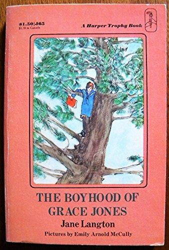 9780064400657: The Boyhood of Grace Jones