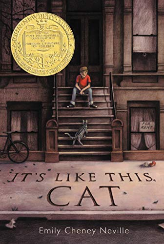 9780064400732: It's Like This, Cat (Trophy Newbery)