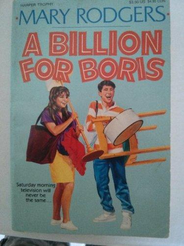 9780064400756: Billion for Boris (Harper Trophy Book)