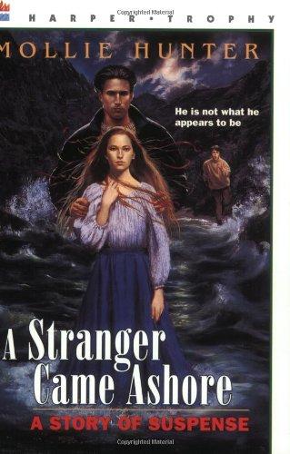 9780064400824: A Stranger Came Ashore (Harper Trophy Books)
