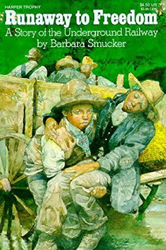 9780064401067: Runaway to Freedom (Harper Trophy Books)