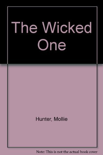9780064401173: The Wicked One (Harper Trophy Books)