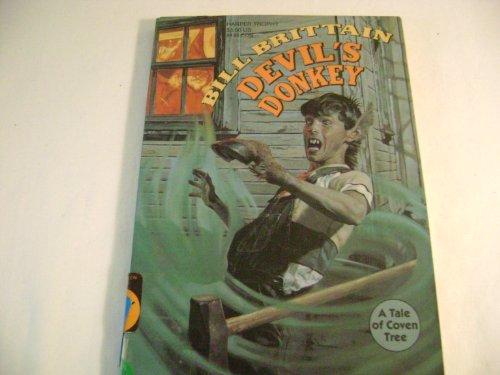 9780064401296: Devil's Donkey