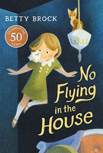9780064401302: No Flying in the House (Harper Trophy Books (Paperback))