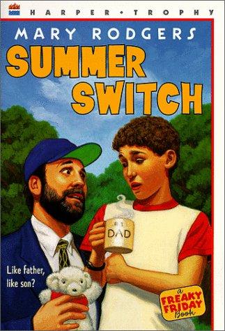 9780064401401: Summer Switch