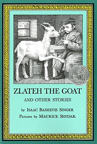9780064401470: Zlateh the Goat
