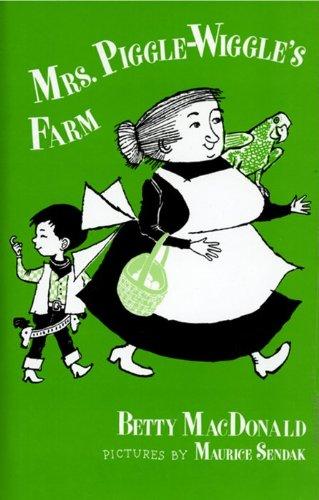 9780064401500: Mrs. Piggle-Wiggle's Farm