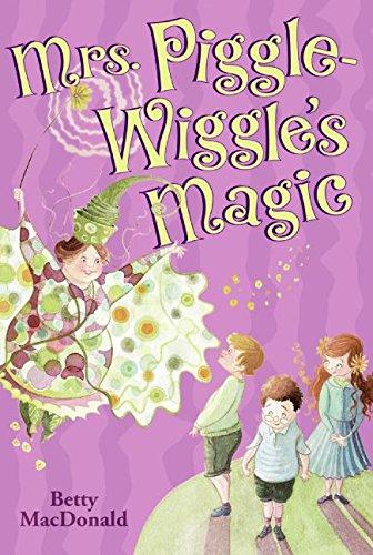 9780064401517: Mrs. Piggle-Wiggle's Magic