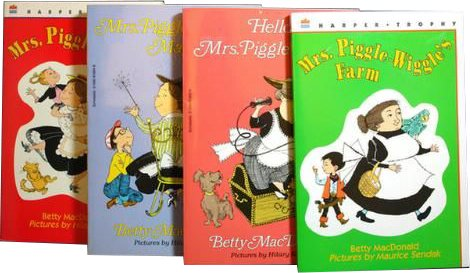9780064401524: Mrs. Piggle-Wiggle Boxed Set
