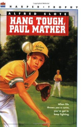 9780064401531: Hang Tough, Paul Mather (A Harper Trophy Book)