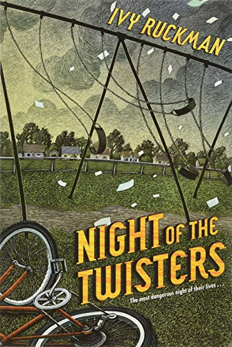 9780064401760: Night of the Twisters