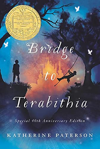 9780064401845: Bridge to Terabithia 40th Anniversary Edition