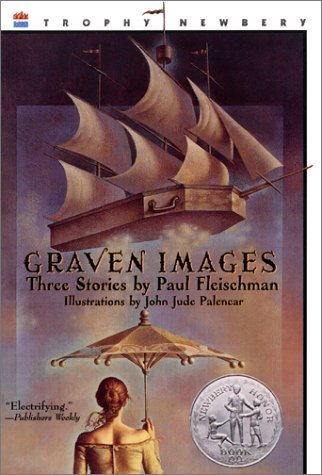 9780064401869: Graven Images (Newbery Honor Roll)