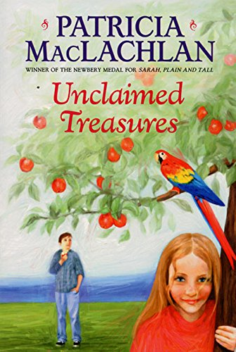 9780064401890: Unclaimed Treasures (Charlotte Zolotow Books)
