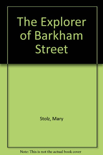 9780064402101: Explorer Of Barkham Str Pb