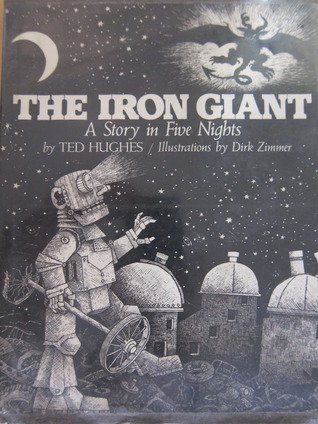 9780064402149: The Iron Giant: A Story in Five Nights