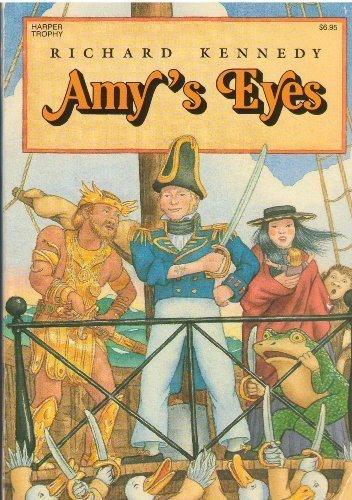 9780064402200: Amy's Eyes
