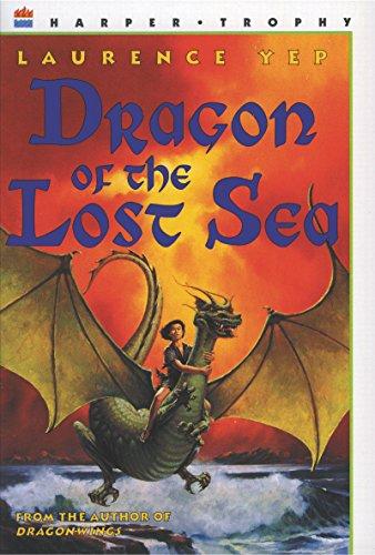 9780064402279: Dragon of the Lost Sea (Dragon Series)