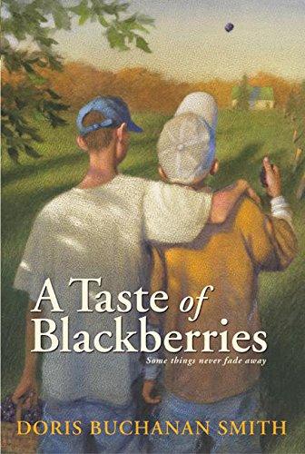 9780064402385: A Taste of Blackberries