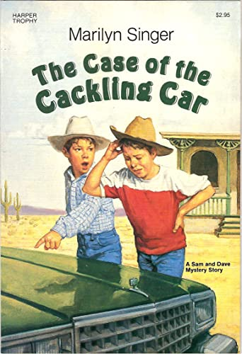 9780064402439: The Case of the Cackling Car (Sam and Dave Mystery Stories)