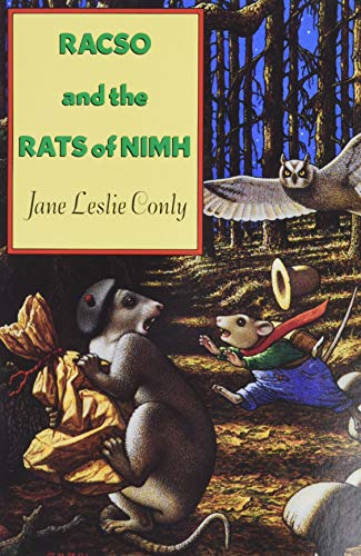 Racso and the Rats of NIMH: Conly, Jane Leslie