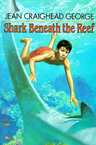 9780064403085: Shark Beneath the Reef