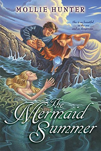 9780064403443: The Mermaid Summer
