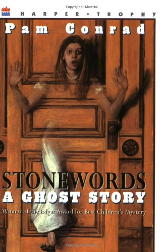 9780064403542: Stonewords: A Ghost Story (Harper Trophy Books)