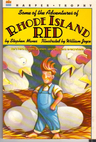 Some of the Adventures of Rhode Island: Stephen Manes