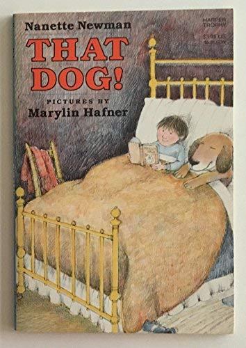 9780064403634: That Dog!