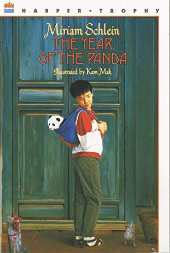 The Year of the Panda (Paperback): Miriam Schlein