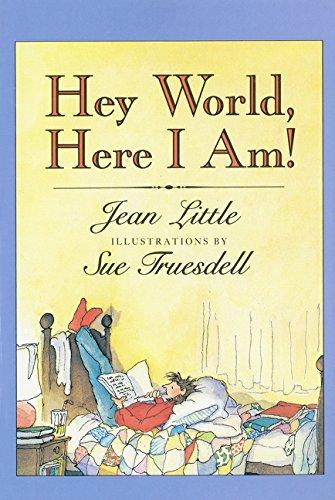 9780064403849: Hey World, Here I Am! (Harper Trophy Book)
