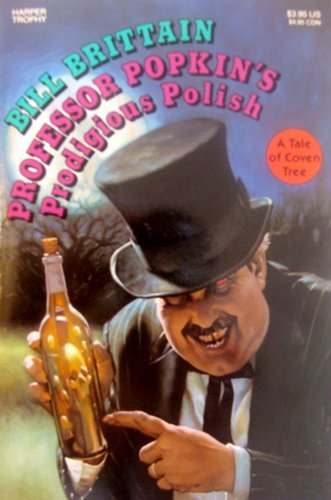 9780064403863: Professor Popkin's Prodigious Polish: A Tale of Coven Tree