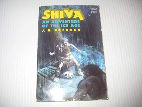 9780064403924: Shiva: An Adventure of the Ice Age