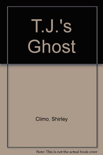 9780064403962: T.J.'s Ghost