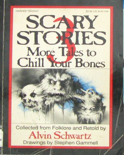 9780064404181: Scary Stories 3: More Tales to Chill Your Bones (Scary Stories Scary Stories)