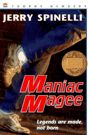 9780064404242: Maniac Magee