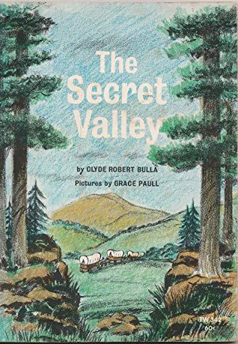 9780064404563: The Secret Valley (Trophy Chapter Book)