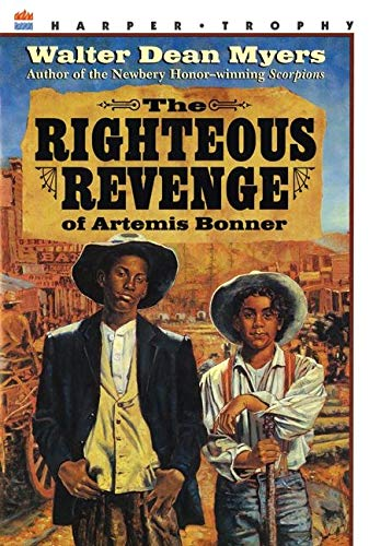 9780064404624: The Righteous Revenge of Artemis Bonner