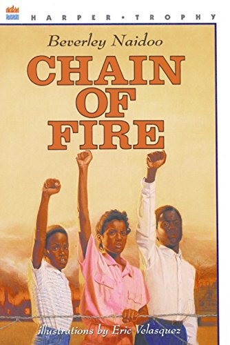 9780064404686: Chain of Fire