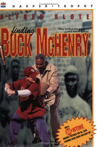 9780064404693: Finding Buck McHenry