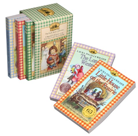 9780064404761: Little House: 5 Book Set: Early Years
