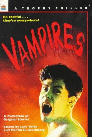9780064404853: Vampires (Trophy Chiller)