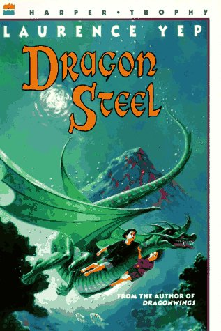 9780064404860: Dragon Steel
