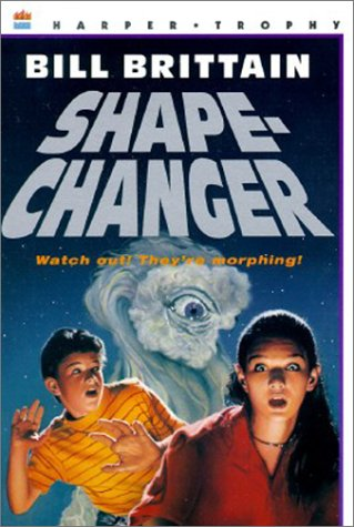 Shape-Changer (0064405141) by Bill Brittain