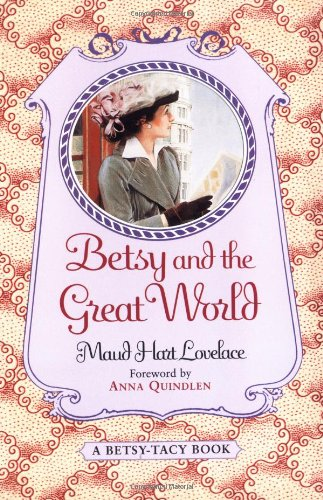9780064405454: Betsy and the Great World (Betsy-Tacy)
